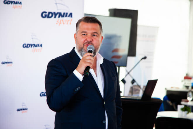 """Sebastian Nietupski, President of Polboat, says: """"Poland has benefited from European grants for investments, so many of our boatyards have brand-new machinery and the latest technology"""""""