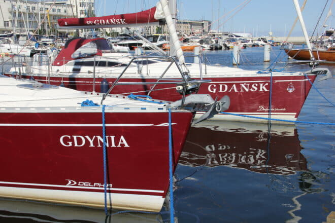 Sailing boats by prolific Polish builder Delphia Yachts, which was acquired by the Beneteau Group late last year and is now focusing on motor boats