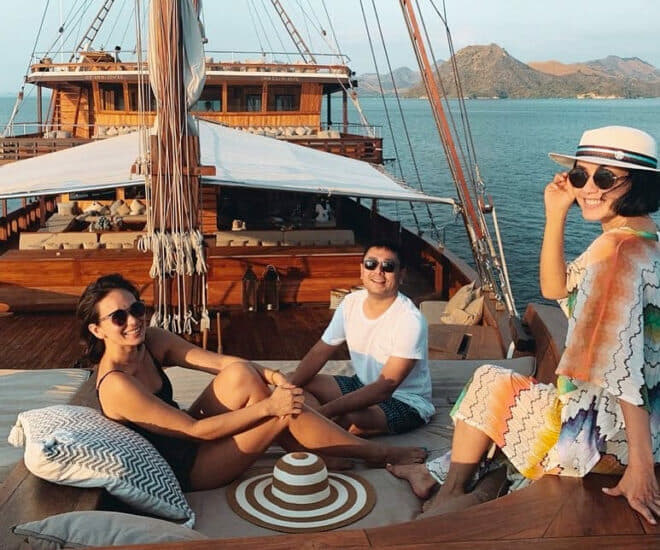 Prana by Atzaro has proved a charter sensation since Yacht Sourcing launched the 55m luxury phinisi in mid-2018