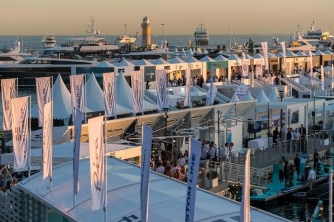 The Ferretti Group had 26 yachts on display across six brands