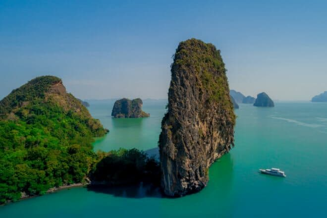 Three days of yacht inspections will be followed by three days of familiarisation cruises in and around Phuket, showing brokers the region's many attractions