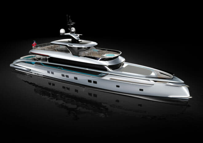 The first GTT 135 is under construction and on schedule for a summer 2020 delivery