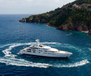 RoMEA for charter with Imperial