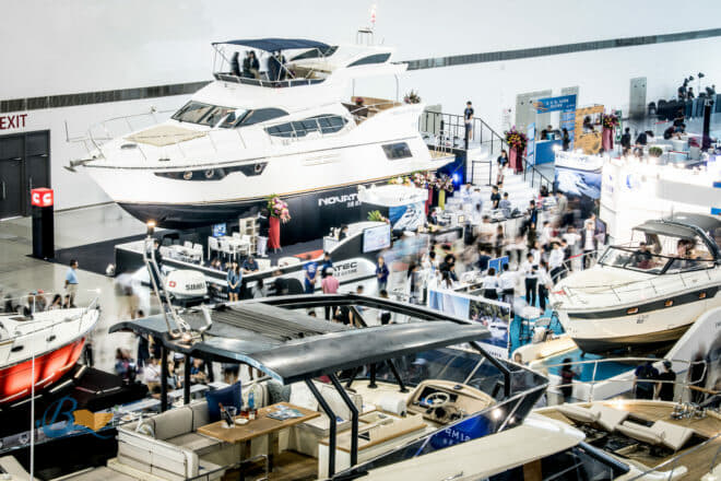 Over 25,000 visitors attended the previous Taiwan International Boat Show in 2018