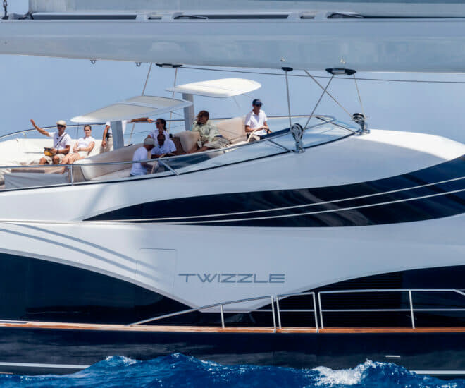 Top 100 Superyachts of Asia-Pacific 2020: 59, Twizzle