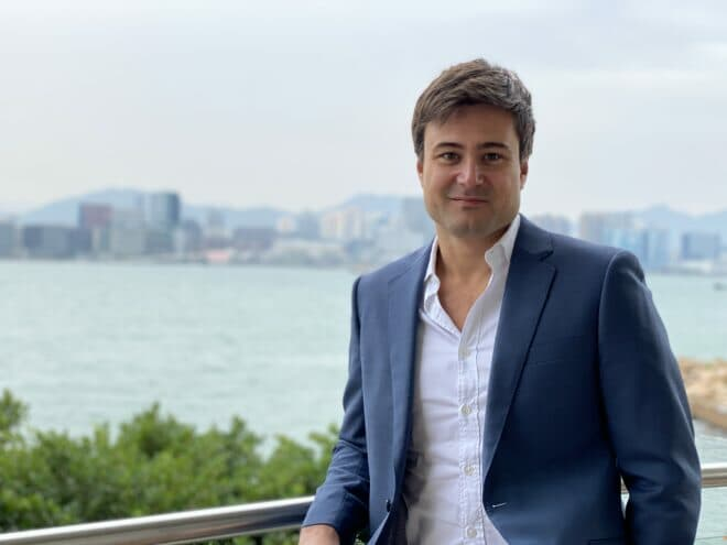 Paul Blanc will move from Hong Kong to France to become General Manager of Jeanneau