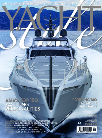 Welcome to Yacht Style Issue 51, the first edition of 2020