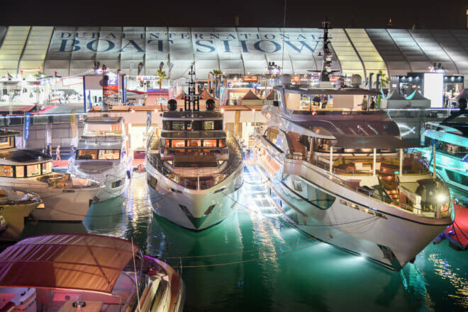 UAE builder Gulf Craft will stage the world premiere of the Majesty 120