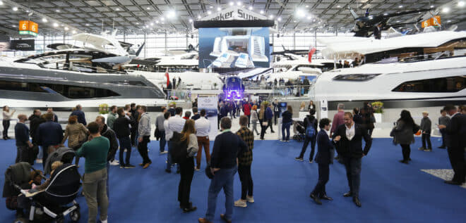 Sunseeker outlined its new models for 2020-22 at Boot Dusseldorf