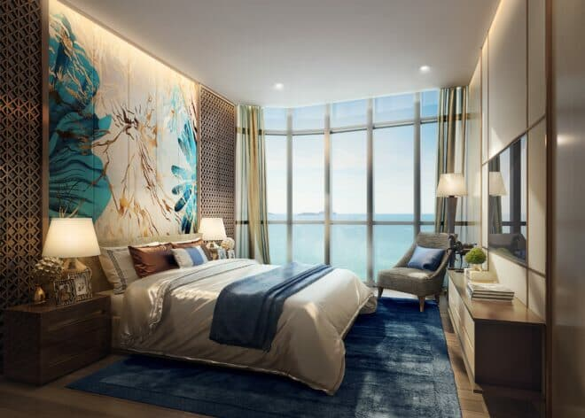 Bedroom design and decor, Coral Bay