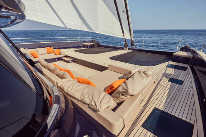 Sunreef has sold over a dozen units of its flagship 80 sailing cat