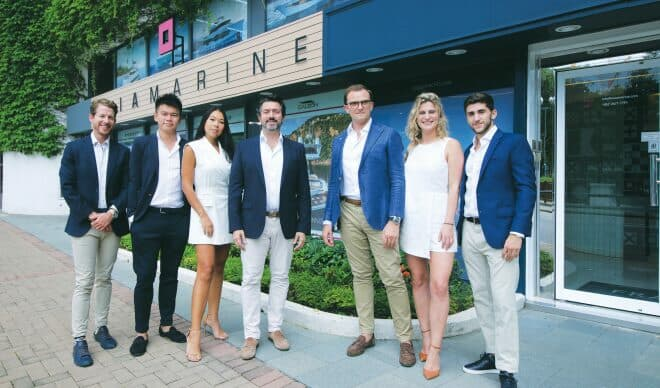 Now in its third year representing Fraser, Asiamarine has also expanded to Vietnam, grown a lively charter business, boosted Galeon yacht sales and added Bali Catamarans to its portfolio