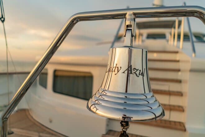 Lady Azul charter yacht in Yacht Style by Phil Clark/Helicam.asia, 28mm (162)