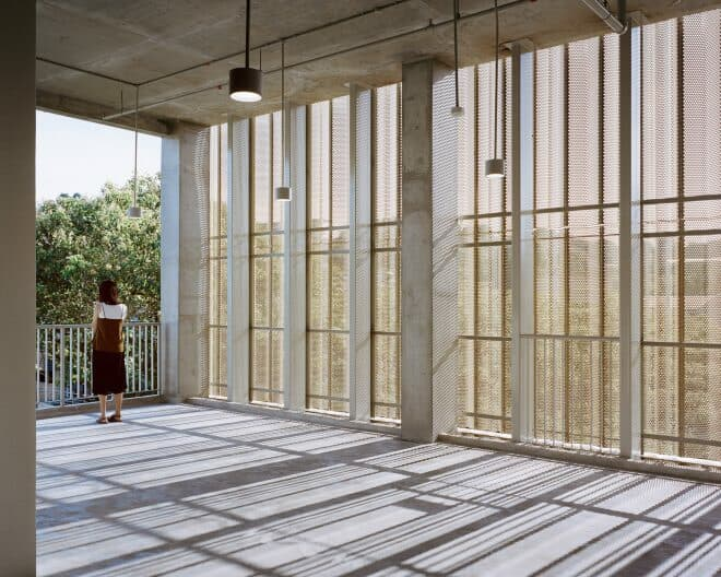 Net-Zero Energy Building at the National University of Singapore School of Design & Environment by Serie + Multiply (pictures by Rory Gardiner)