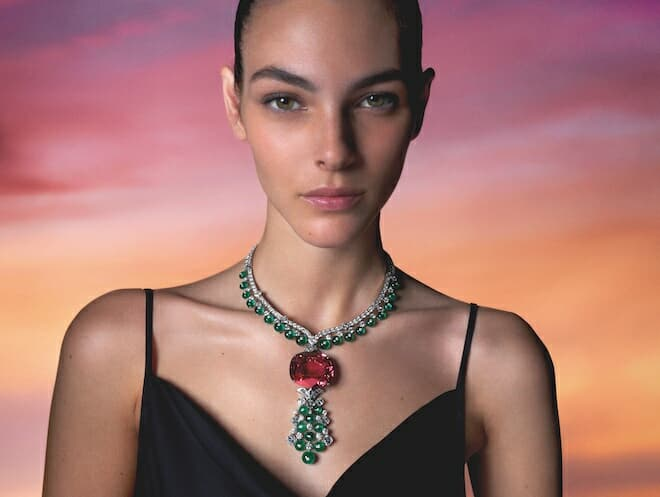 Bvlgari Magnifica, Imperial Spinel Necklace