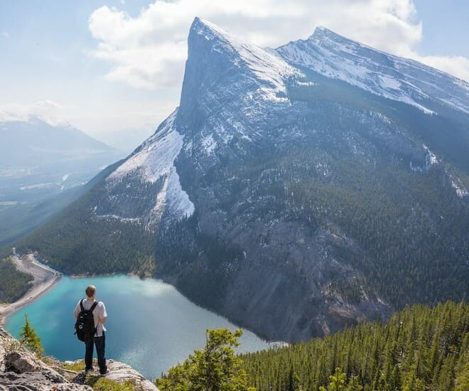 East End of Rundle, Canada