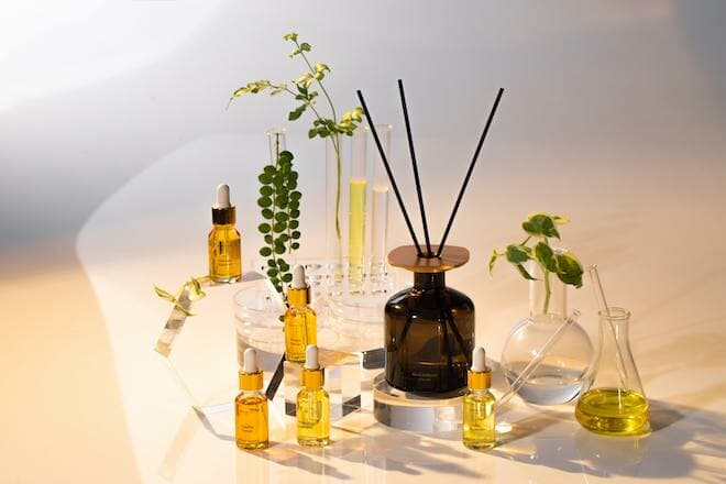 home scents from maison 21g