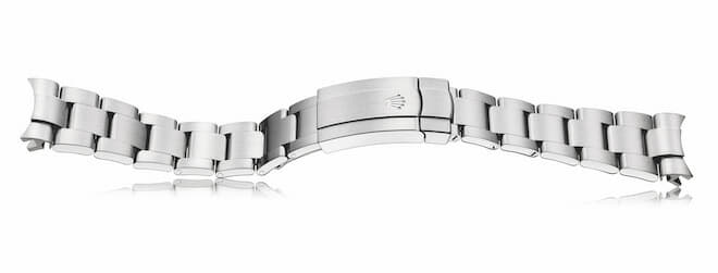 Oyster bracelet with Oysterlock clasp – Oyster Perpetual 39