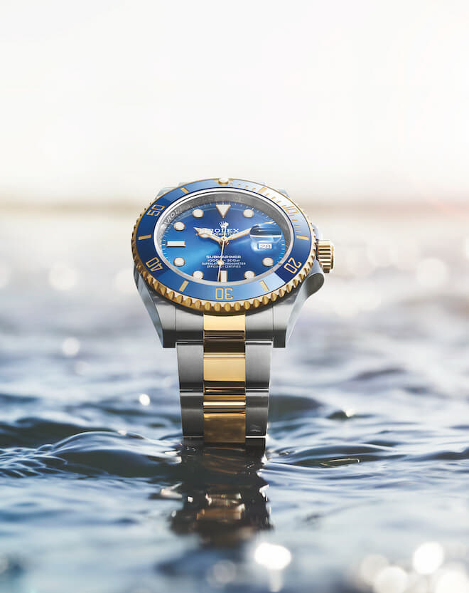 Oyster Perpetual Submariner Date
