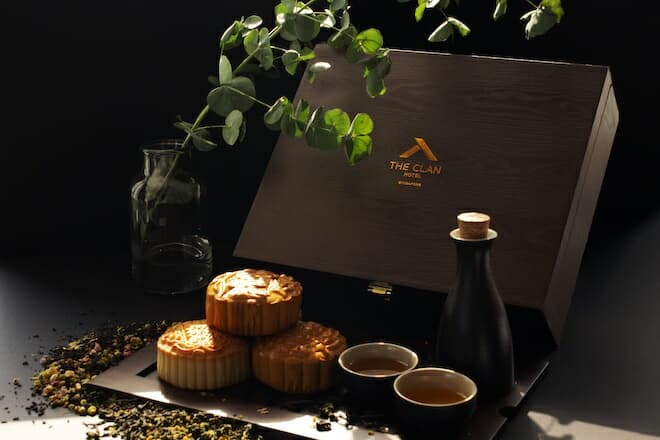 The Clan Hotel Mooncake